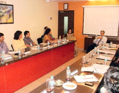MDP Session by Mr. Niranjan Hiranandani