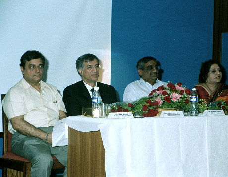 Mr. Anil Harish, Mr. Niranjan Hiranandani, Mr. Kishore Biyani, Ms. Manju Nichani