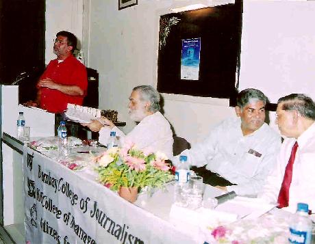 Mr. Bharat Kumar Raut, Mr. Gerson D'Cunha, Mr. Vijay Kalantri, Mr. Mukut Sah