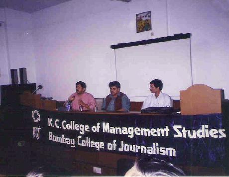 Mr. Mahesh Mhatre, Mr. Ashoke Pandit, Mr. Bhuvendra Tyagi