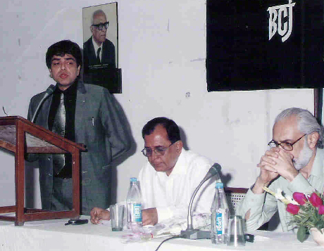 Mr. Mukesh Sharma, Mr. Jameel Gulrays, Mr. Atul Tandan