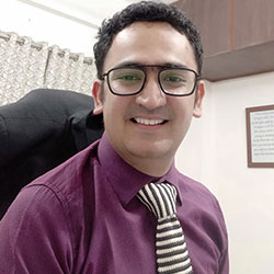 Dr Jeegar P Dattani